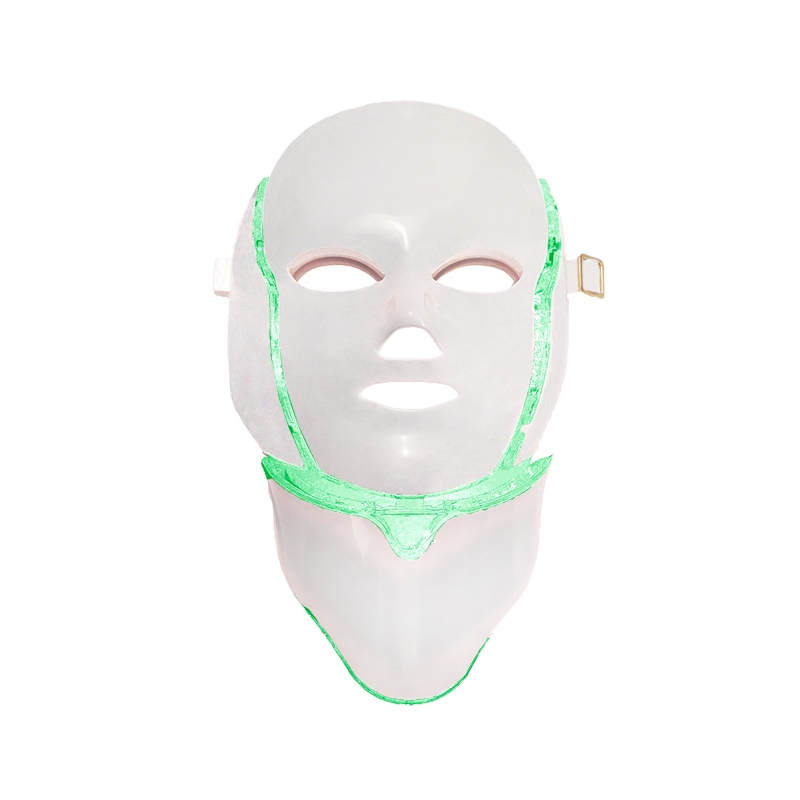 LED Facial Mask 7 Color LED Photon Facial Mask Wrinkle Acne Removal Face Skin Rejuvenation Facial Massage Beauty Face Mask 7 colors light photon electric led facial mask skin pdt skin rejuvenation anti acne wrinkle removal therapy beauty salon