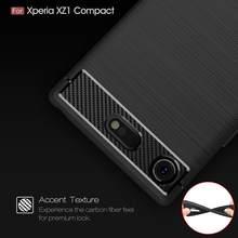 4.6For Sony Xperia Xz1 Case For Sony Xperia Xz1 Xz 1 Compact Premium Xzp Dual G8441 G8342 G8341 G8142 Coque Cover Case