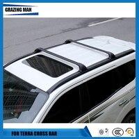Car Accessories Car Roof Rails for Terra Car Top Roof Rack Luaaage Carrier For Terra Cross Bar
