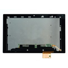 For Sony Xperia Tablet Z SGP311 SGP312 SGP321 10.1″ Black Tablet PC Touch screen + LCD Assembly Replacement Part , free shipping