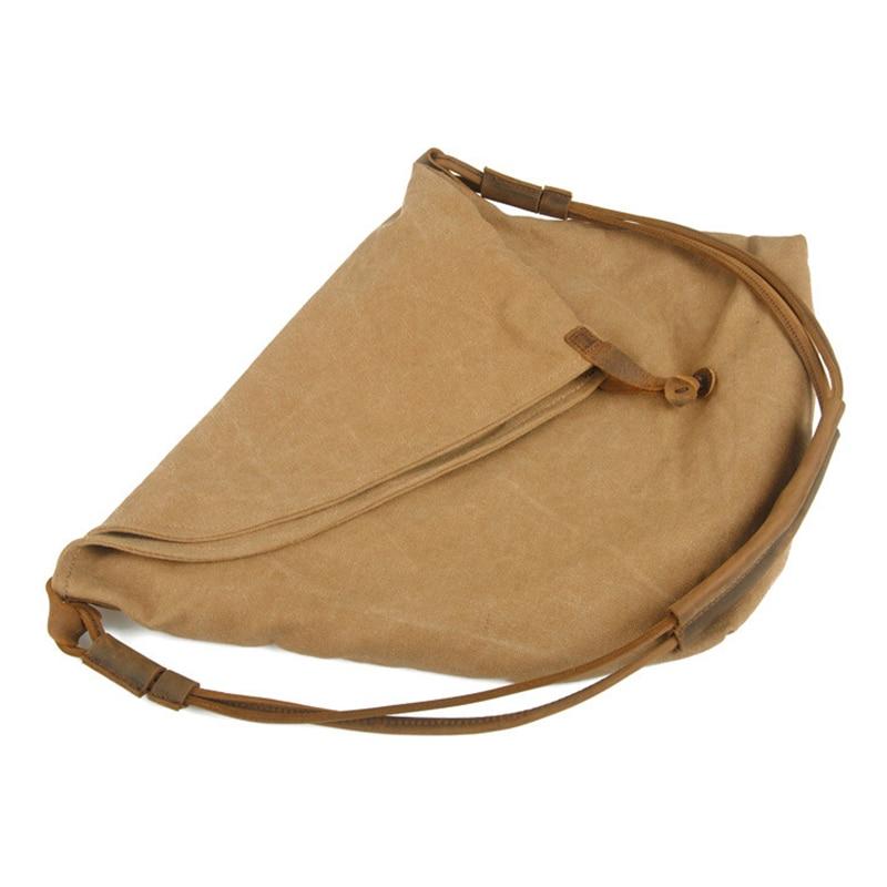 bolsas de lona ocasional zíper Exterior : Nenhum