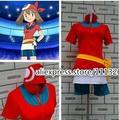 Pokemon Pocket Monsters Haruka May Cosplay Costume