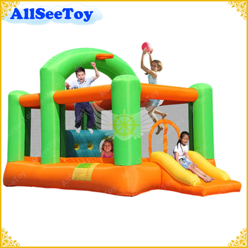 New Inflatable Castle Kids Bouncy Castle Inflatable Structure Inflatable Game for Indoors 2016 factory direct sales inflatable slides inflatable castle inflatable arch inflatable tents ky 221