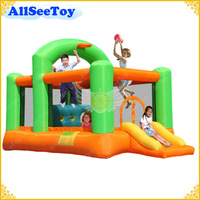New Inflatable Castle Kids Bouncy Castle Inflatable Structure Inflatable Game for Indoors