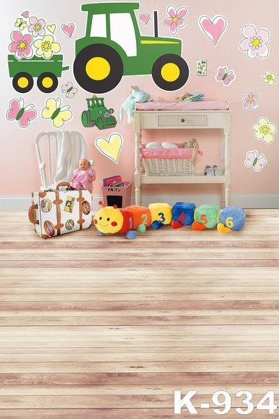 150x200CM Baby dřevěné podlahy podpora stojan fotografické pozadí malované děti fotografování fotografie kulisy vinyl bokeh pozadí  t