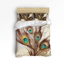 Buy Peacock Feather Comforter And Get Free Shipping On Aliexpress Com