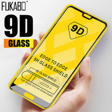 9D Full Cover Tempered glass For Huawei Mate 20 P30 Pro P20 Lite Glass P smart 2019 Protector Glass For huawei P30 Mate 10 Lite(China)