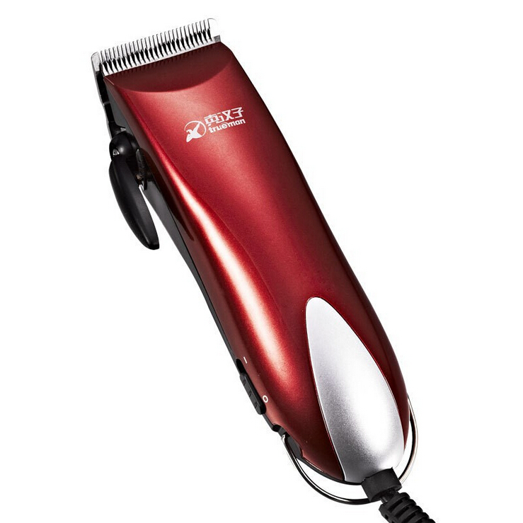 Men/Baby Hair Clipper Rfjz-982 25w Professional Electrical Cutter Trimmers Powerful Cutting Shaving Machine For Men  недорого