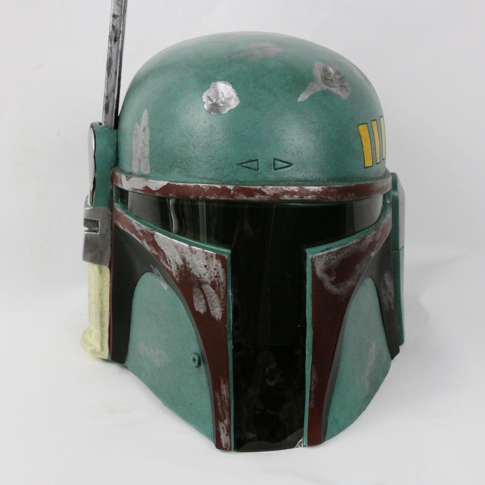 Helmet Star Wars Boba Fett Bounty Hunter Hat Boba Fett Helmet Halloween Helmet Mask (4)