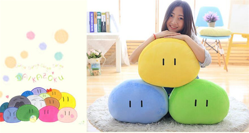 Admirable Us 17 45 50 Off Clannad Dango Family Marshmallow Cuddle Middle Plush Stuffed Doll Cushion Pillow Halloween Cosplay Plush Toy Gift In Mascot From Lamtechconsult Wood Chair Design Ideas Lamtechconsultcom