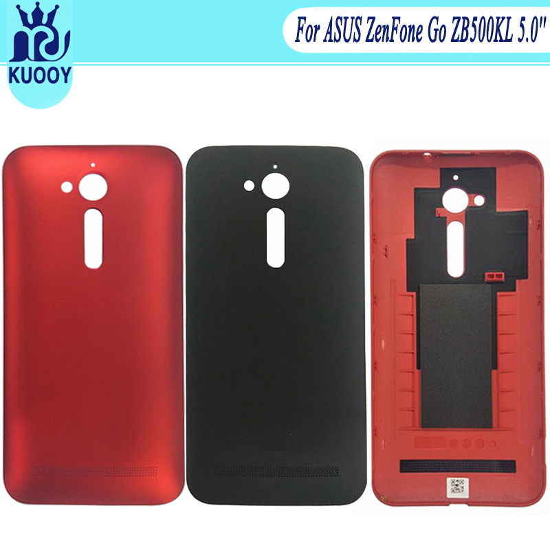 For ASUS ZenFone Go ZB500KL ZB500KG Back Battery Cover Case Rear Door Replacement