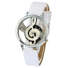 Мелодия Музыка Часы для женщин Ретро часы винтажная Дамская Повседневная кварцевые наручные часы NEW корейский стиль