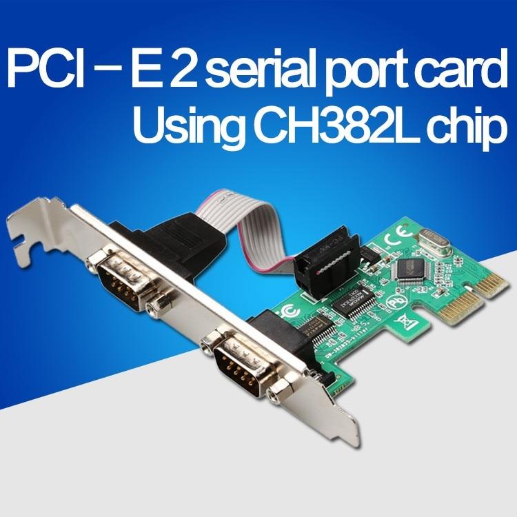 expansão PCI para RS232 adicionar em cartões