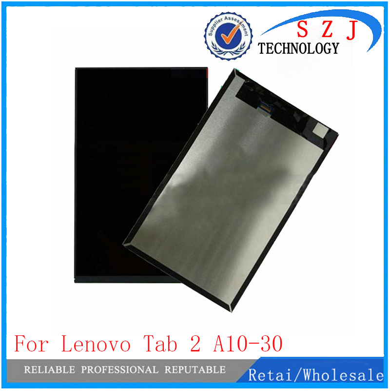New 10.1'' inch For Lenovo Tab2 A10-30 LCD Display Panel with Touch Screen Digitizer Sensor Replacement Parts Free shipping new replacement lcd display screen with touch digitizer assembly for lenovo a859 free shipping