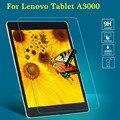 Для Lenovo IdeaTab A3000 2.5D Утра-тонкий 0.26 мм Премиум Закаленное Стекло для Lenovo A3000 7 дюймовый Экран Протектор Фильм Гвардии