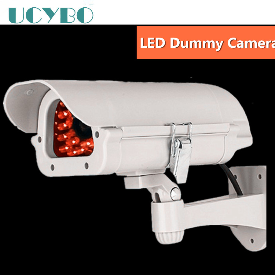 home dummy fake camera Red LED lights surveillance outdoor fake dummy wireless cctv security IR WIFI Camera de segurancahome dummy fake camera Red LED lights surveillance outdoor fake dummy wireless cctv security IR WIFI Camera de seguranca