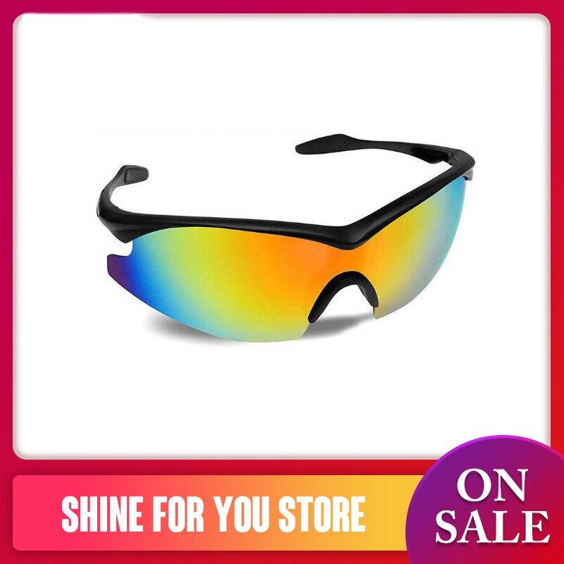 Estilo militar óculos de sol tac visão óculos de sol brilho como visto na tv dropshipping