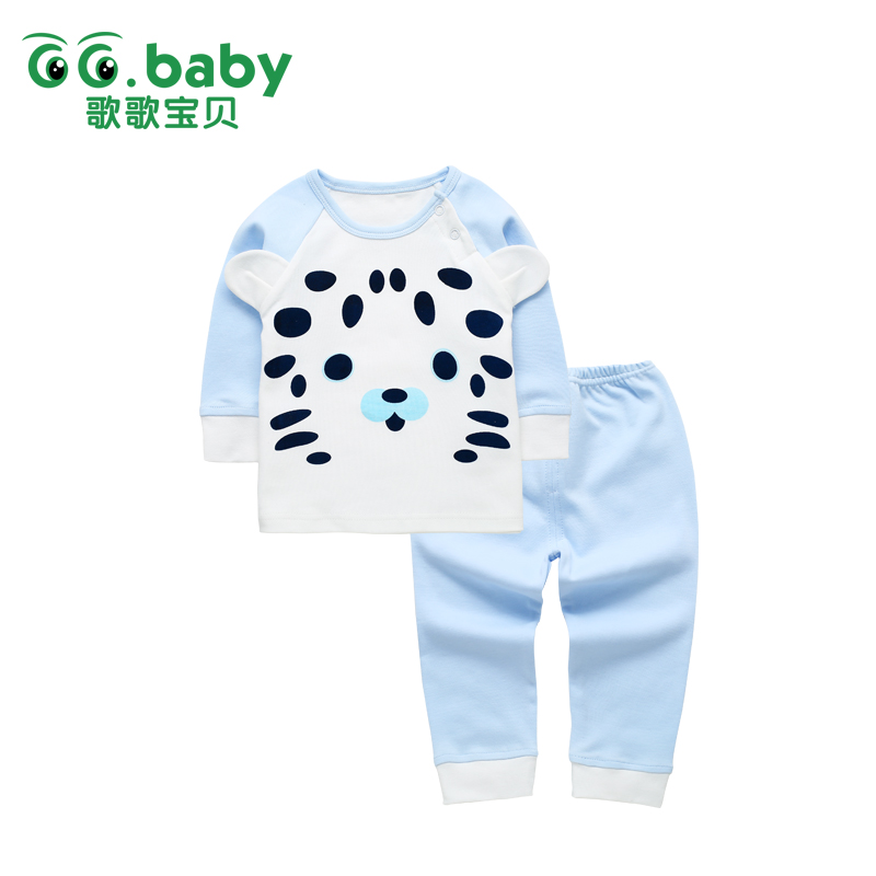 Autumn 2pcs/set Baby Clothing Sets For Boys Clothes Set Kids Girl Set Long Bear Newborn Suits Infant Toddler Boy Clothes Pajamas kids boys clothes girls clothing sets toddler pajamas suit owl long sleeve spring 2pcs set baby girl outfit baby pajamas costume