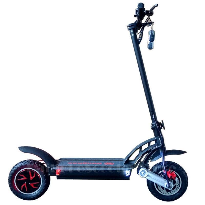 Daibot Poderosa Scooter Elétrico de Duas Rodas Scooters Elétricos 800 W/1600 W Motor Duplo Suspensão Dobrável Skate Elétrico