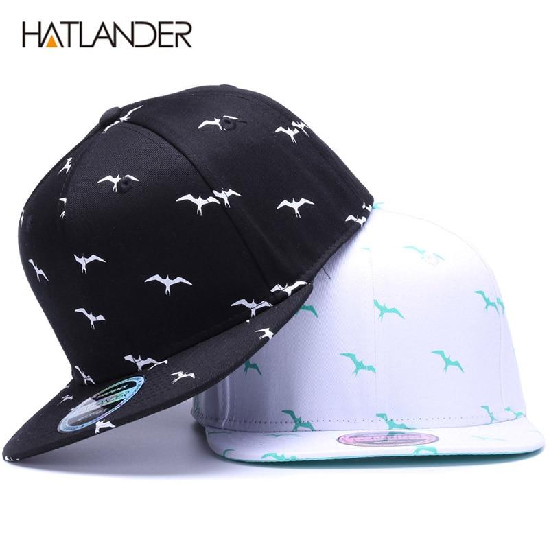 HATLANDER Fashion Classic cotton snapback   cap   unisex   baseball     cap   bone gorras sun hat adjustable 6panels casual hip hop hats   cap