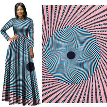 2019 new all polyester milled wool African batik printed cloth manufacturers directly for clothing  african fabric wax print