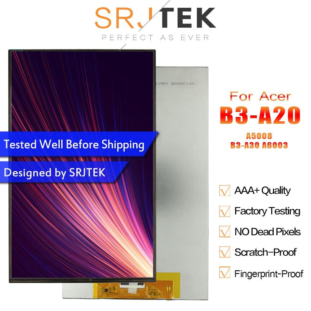 SRJTEK B3-A20 A CRISTALLI LIQUIDI per Acer Iconia One 10 B3-A30 A6003 Display LCD Dello Schermo Per Acer Iconia One 10 B3-A20 A5008 schermo di visualizzazione 10.1SRJTEK B3-A20 A CRISTALLI LIQUIDI per Acer Iconia One 10 B3-A30 A6003 Display LCD Dello Schermo Per Acer Iconia One 10 B3-A20 A5008 schermo di visualizzazione 10.1
