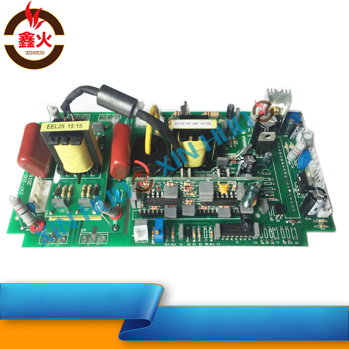 ZX7-200 250 Electric Welding Machine Board Inverter Welding Machine Circuit Board Control Panel Maintenance Parts zx7 250s single tube igbt double voltage dc welding inverter upper board control board circuit board maintenance replacement