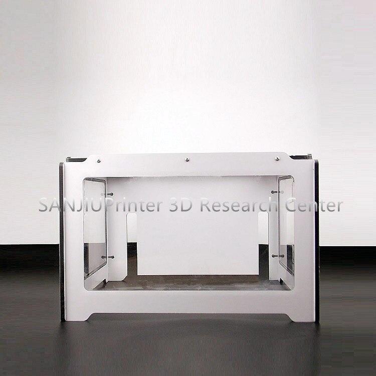 Más Ultimaker 2 UM2 + extendido marco cubierta superior para 1,75/3mm de 3D impresora de Marco
