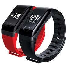 Водонепроницаемый smart watch Bluetooth Браслет Шагомер Спорт отслеживания крови кислородом smartwatch фитнес-трекер ewearable устройств