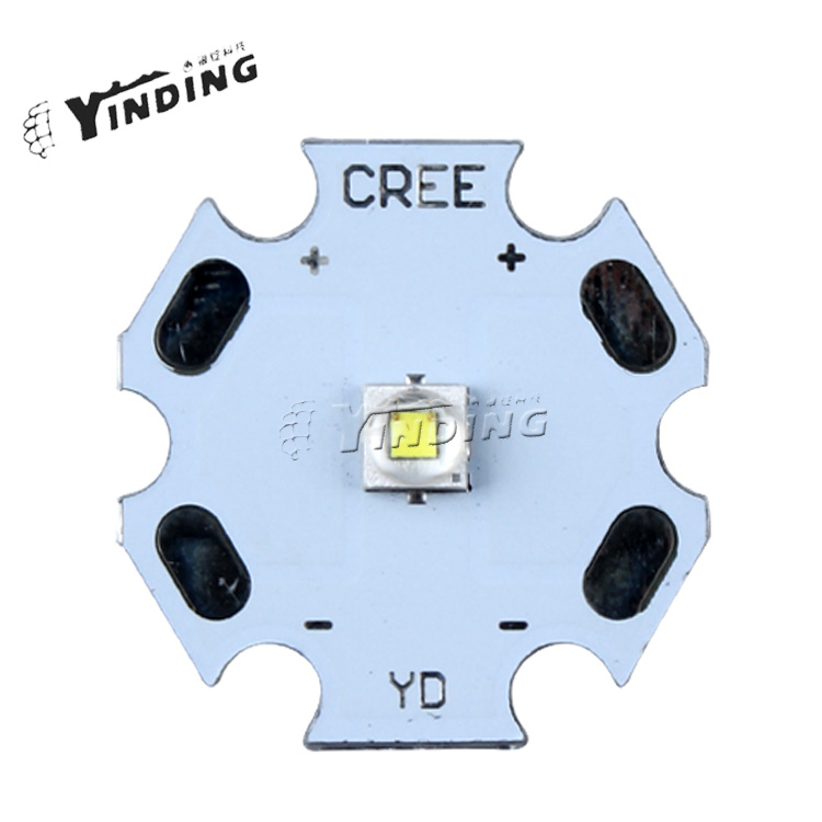 10pcs Cree XLamp XP-E2 XPE2 R3 Cold White light 5000-8300K Outdoor lighting Hight Power LED Strong light flashlight lamp