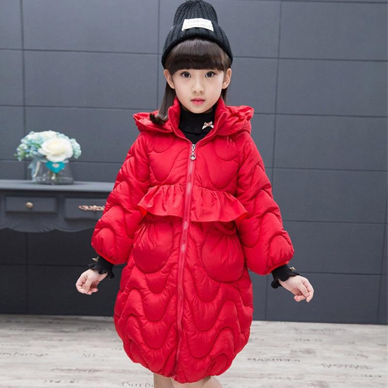 593a85364 New 2018 Fashion Children Winter Jacket Girl Winter Coat Kids Warm ...