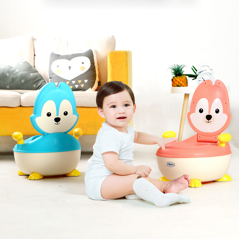 Extra Large Children's Toilet Baby Toilet Child Baby Boy Toilet Urinal Potty For Free Potty Brush+cleaning Bag