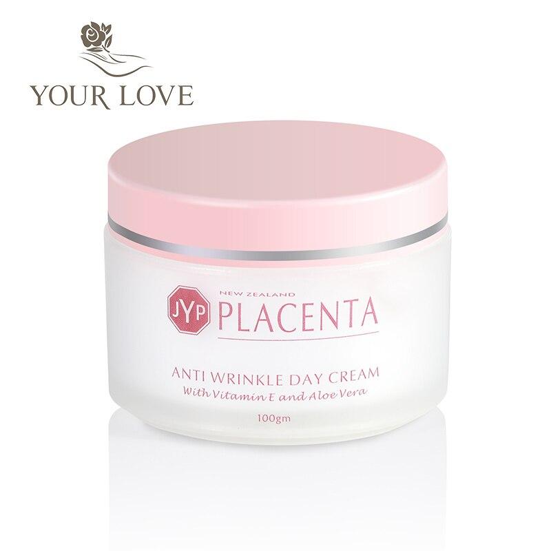 100% NewZealand Sheep Placenta Anti Wrinkle Day Cream+Night Face Cream Sets Reduce Face wrinkles Manuka Honey Rejuvenation Cream 4