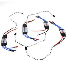 4PCS XT XINTE Platinum 30A Pro 2 6S 30A Speed Controller ESC OPTO For Hex Multi