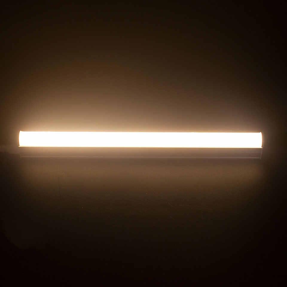 Led Lamp Smd2835 6W 10W 520lm 920lm Cold White/Warm White T5 Integrated Led Tube 220V Integred Led Bulbs Tubes For Home Lighting