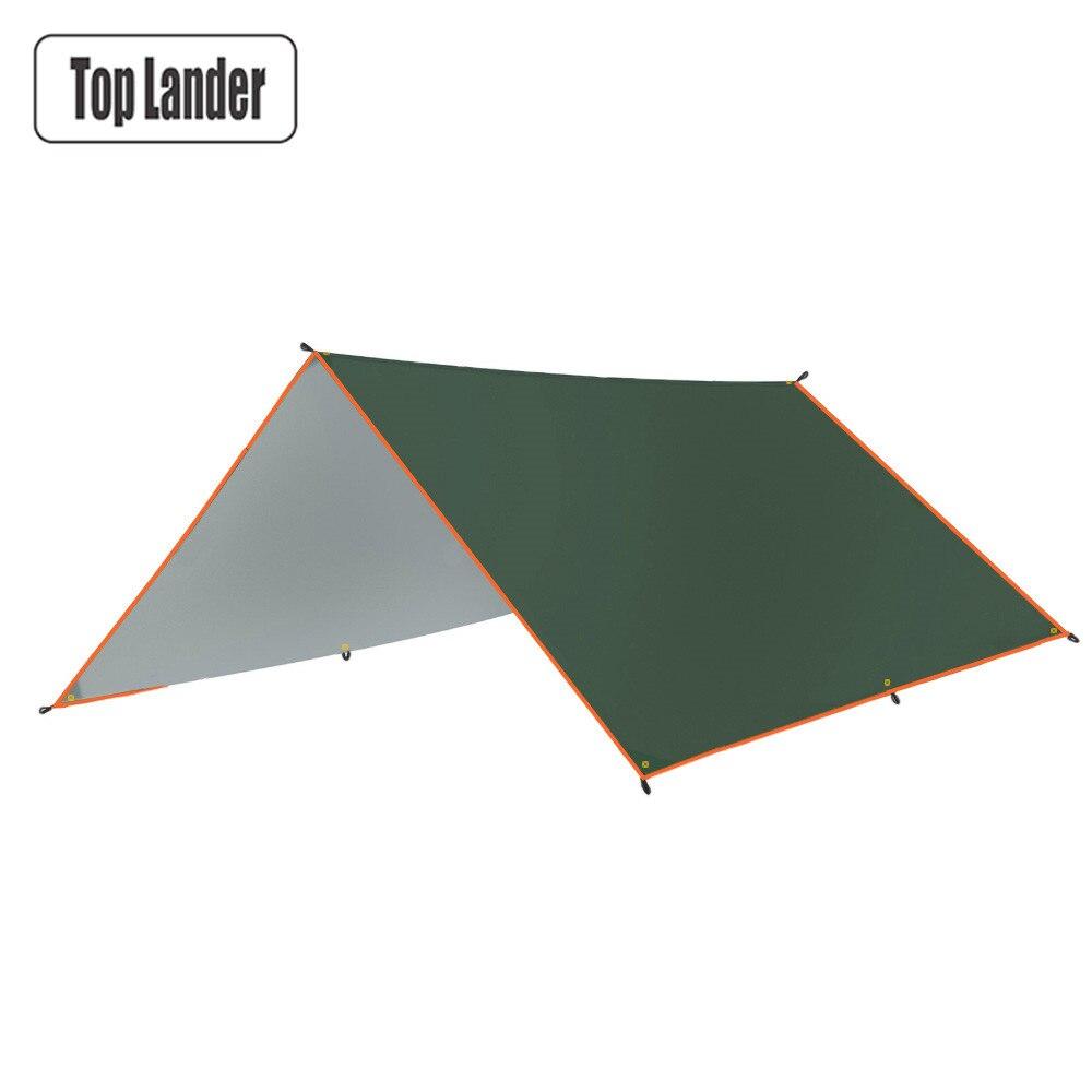 Ande Portatile Mini RETE Amaca Viaggi Campeggio Giardino a pelo letto Bushcraft