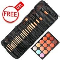 Makeup Set 15 Color Makeup Up Concealer Platte Base And 24pcs Pro Makeup Brushes Cosmetic Kit