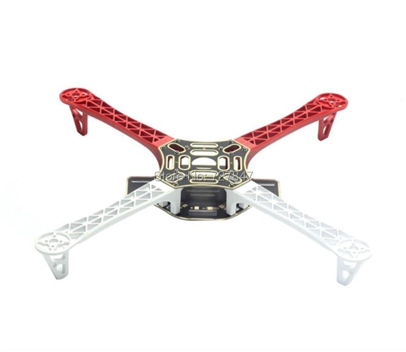Q450 F450 Nylon Fiber Multi-Rotor Air Frame FlameWheel KIT for KK MK MWC 4 Axis RC Multicopter Quadcopter UFO Heli f330 quadcopter frame kit mini quad frame navigation led light rc fpv frame drone kit support kk mk mwc uav