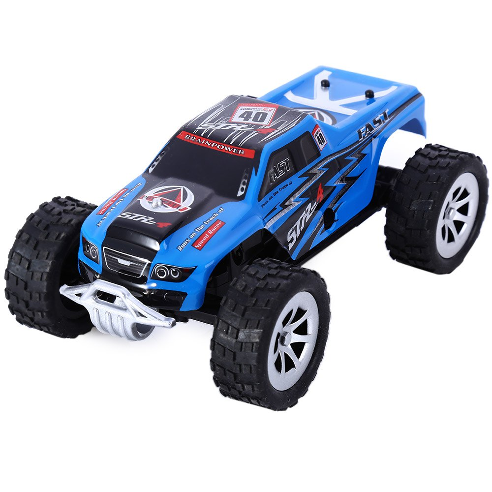 Rc 4 Car : High speed wltoys a rc car toy g wd racing