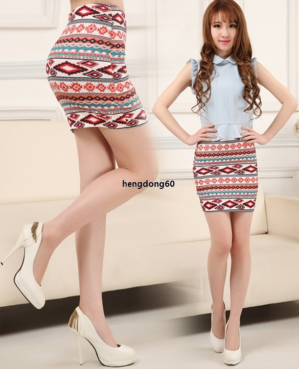 Short Pencil Skirt Outfits - Skirts