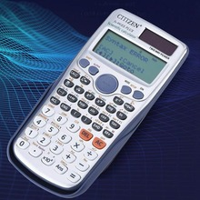 991ES PLUS Office Calculator 417 Functions Student Function Scientific Calculator School Exam Calculadora Cientifica все цены