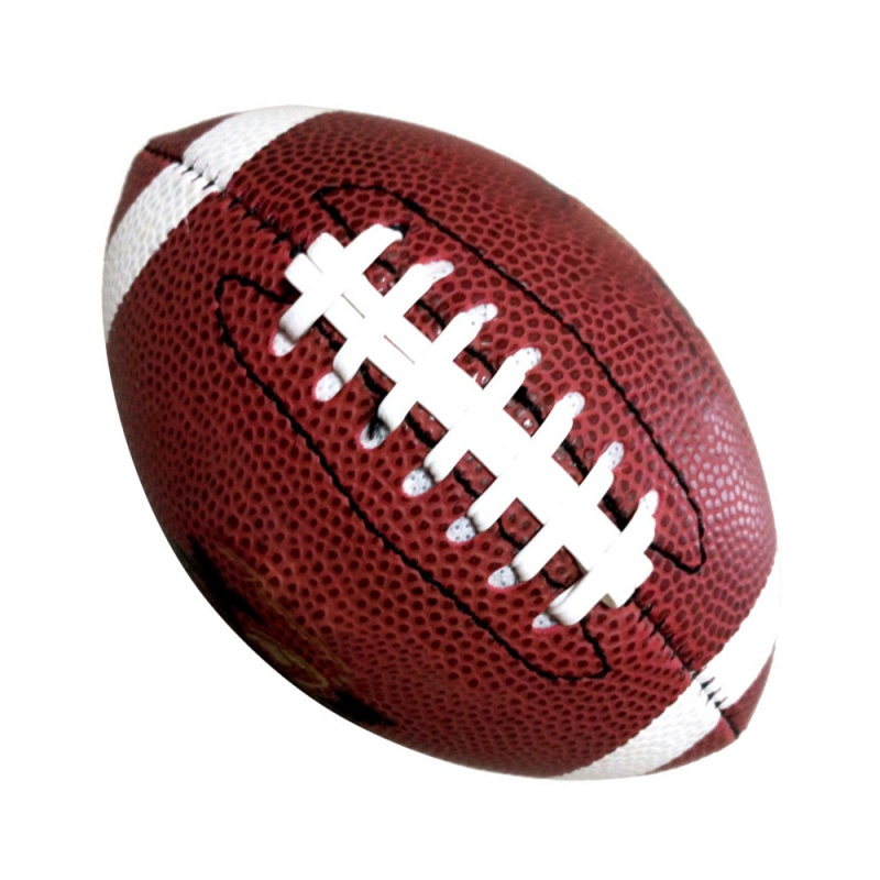 Standard 1PC PVC Leather Mini Rugby Kids Outdoor Sport American Football Cute Pupil Training Ball Kids Birthday Gift