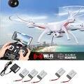 Envío gratis! Syma X5SW Quadcopter Drone Headfree WiFi FPV 2MP Cam + libre 5 + cargador nuevo