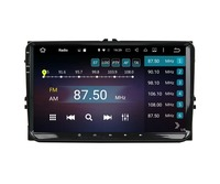 Android 6 0 Octa Core 2GB RAM 2 Din 9 Car DVD Player For VW Volkswagen