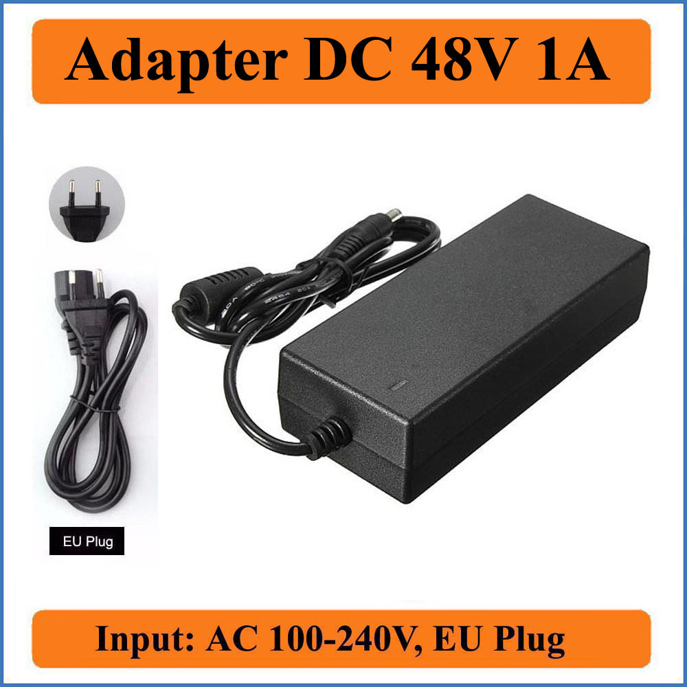 Online Buy Wholesale 48v Adapter From China 48v Adapter