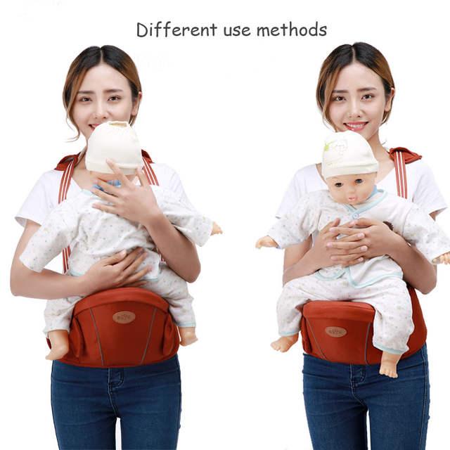 577da489e62 Online Shop Baby Carrier Waist Stool Kangaroo Suspenders Backpack Baby  Slings Hipseats Kids Infant Multifunctional Waist Straps Hip Seat