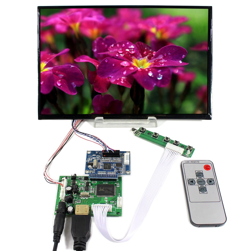 HDMI LCD Controller Board VS-TY2660H-V1 With 10.1inch 1920x1200 B101UAN01.A LCD Screen lp116wh2 m116nwr1 ltn116at02 n116bge lb1 b116xw03 v 0 n116bge l41 n116bge lb1 ltn116at04 claa116wa03a b116xw01slim lcd