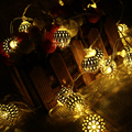 Free Shipping for 3M 30led battery AA iron Ball String Fairy Lights Xmas Wedding Party Home Decoration Lamp Bulb