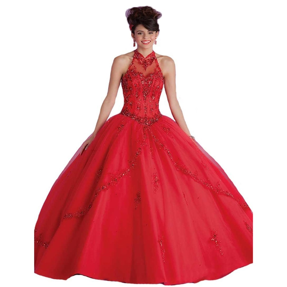 Compare Prices on Royal Red Quinceanera Dresses- Online Shopping ...