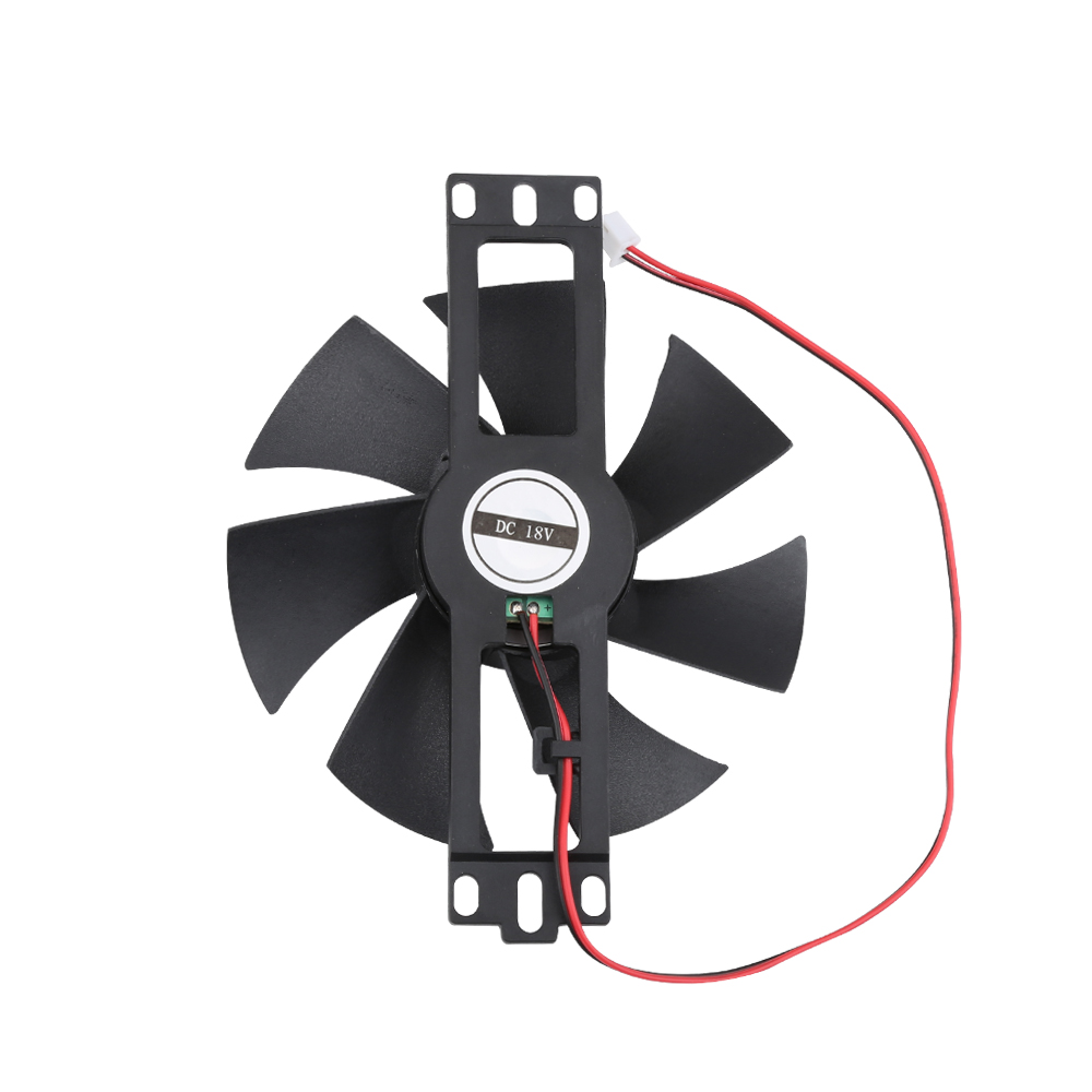 18V Pentium Mei Supor Induction Cooker Fan, Electromagnetic Oven Cooling Fan, Induction Cooker Repair Accessories